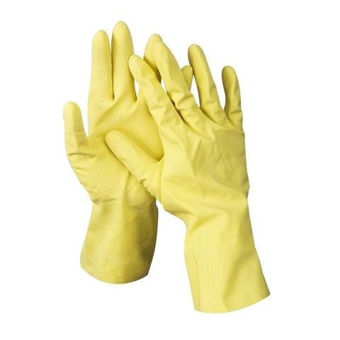 DEXX перчатки  латексные хозяйственно-бытовые, размер XL.