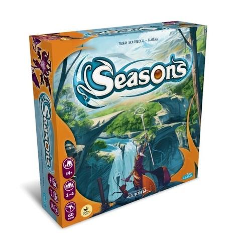 Настольная игра Сезоны (Seasons)