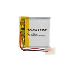 Аккумулятор Robiton LP303030 3.7V 180mAh