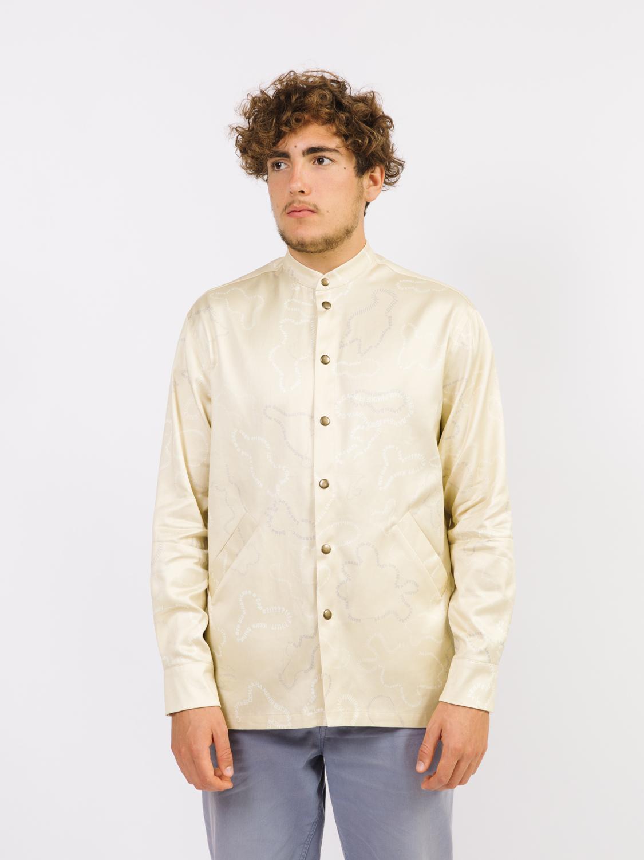 Рубашка унисекс с принтом