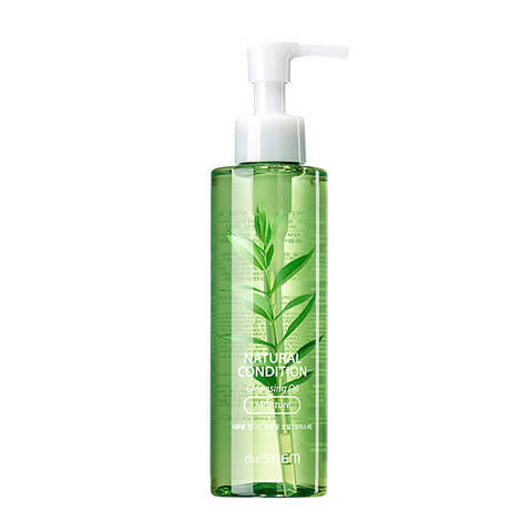 Natural Condition Cleansing Oil Moisture