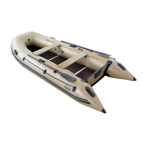 Надувная ПВХ-лодка BADGER Fishing Line 360 PW12