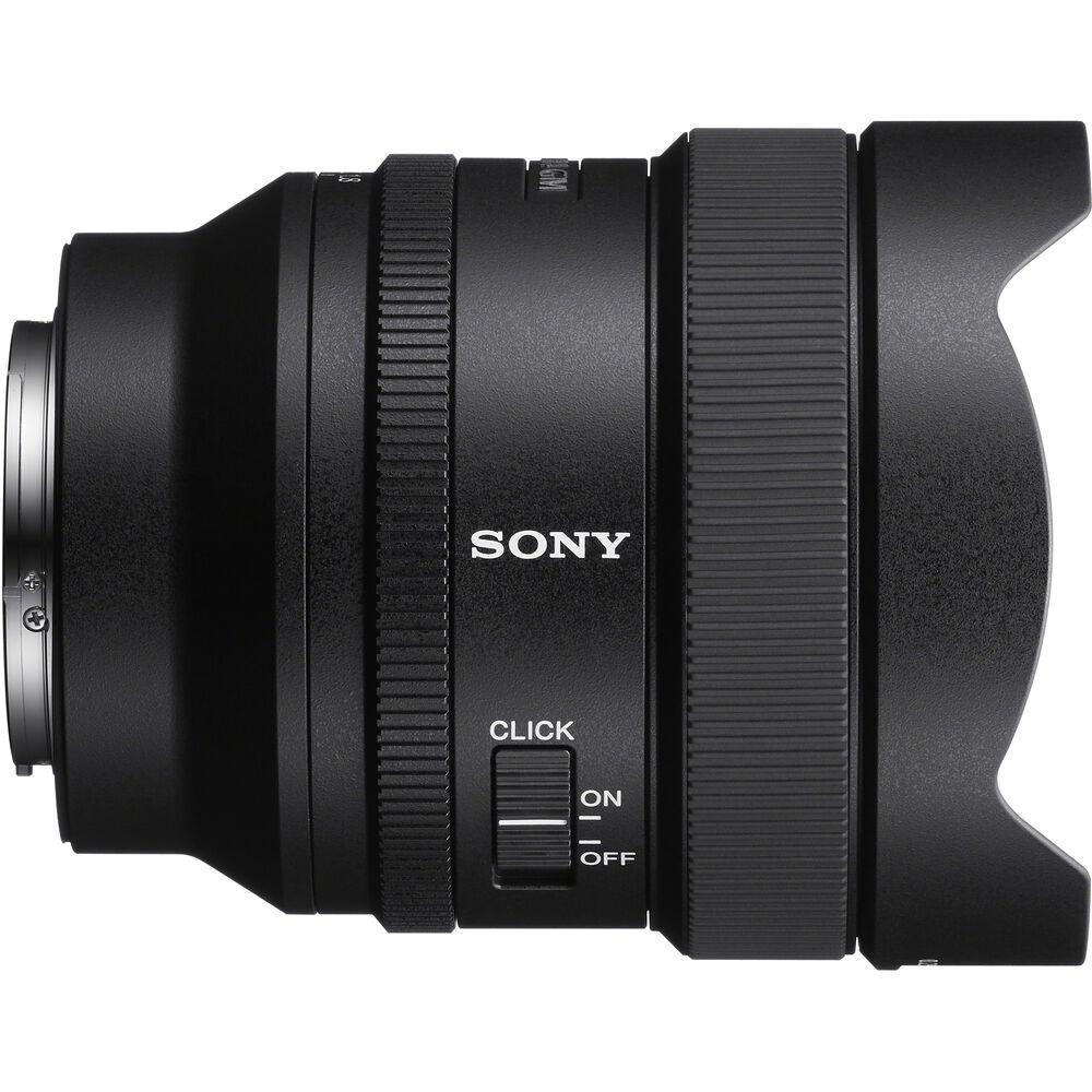 Объектив Sony SEL-14F18GM купить в фотомагазине в Воронеже