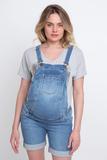 Комбинезон для беременных 09550 синий