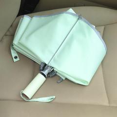 Автоматический зонт обратного сложения Xiaomi Konggu Automatic Umbrella Зеленый