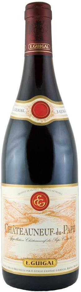 Вино Гигаль Шатонеф-Дю-Пап красное сухое 0,75