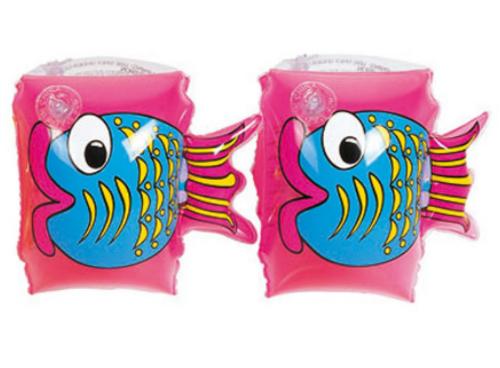 Для отдыха/путешествий Надувные нарукавники для детей Рыбки Friendly Fish Armbands narukavniki-dlya-plavaniya-friendly-fish.jpg