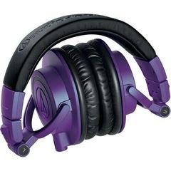 Audio-Technica ATH-M50X PB студийные наушники в фиолетовом цвете