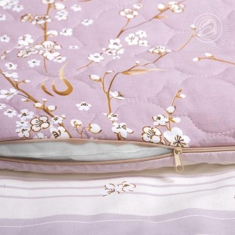 Комплект постельного белья Сакура Поплин Зима/Лето