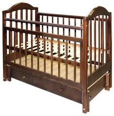 """Детская кроватка """"Ивашка 10"""" продольный маятник!"""