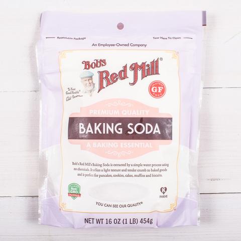 Сода пищевая американская натуральная