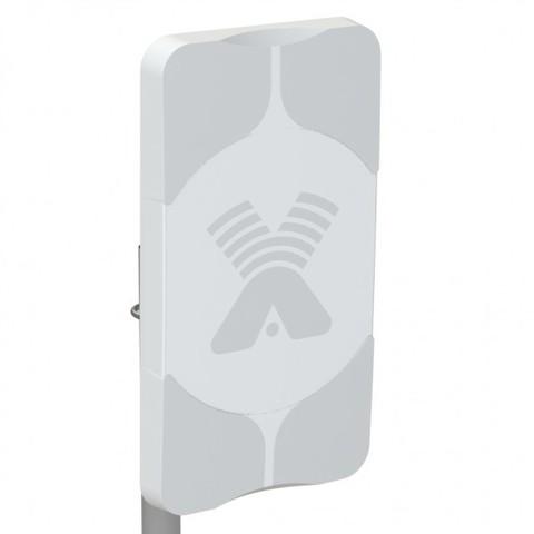 AGATA - антенна панельная широкополосная LTE  2G/3G/4G/Wi-Fi (15-17 dBi)