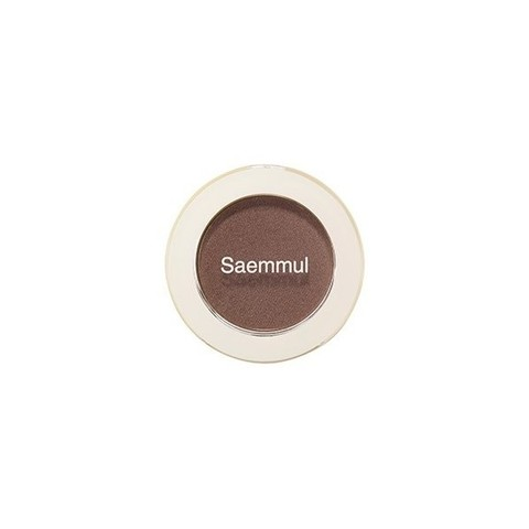 СМ EYE Тени для век кремовые Saemmul single shadow(paste) BR02 Choco crunch 1,8гр (10702070/280818/0