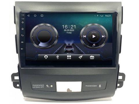 Магнитола для Mitsubishi Outlander XL (07-11) Android 10 4/64GB IPS DSP 4G модель CB-3052TS10