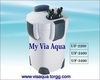 Внешний фильтр для аквариума ViaAqua VA-2200UF, Atman UF-2200