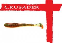 Виброхвост Crusader No.02 80мм, цв.216, 10шт.