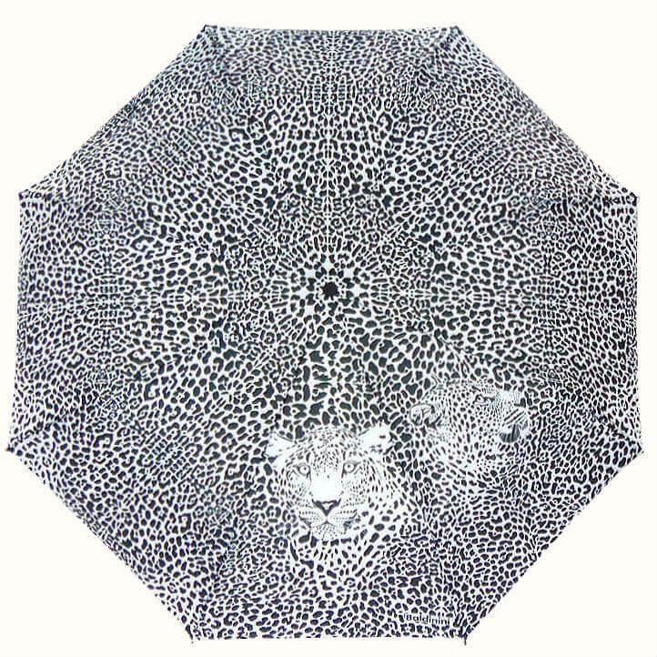 Зонт складной Baldinini 48-24 Leopardo