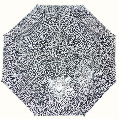 Женский зонтик леопард
