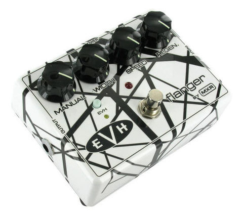 Гитарная педаль эффектов EVH flanger BY MXR