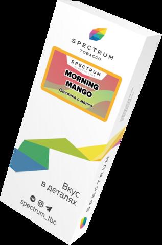 Табак Spectrum Classic Line Morning Mango (Овсянка с манго) 100г