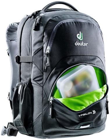 Картинка рюкзак школьный Deuter ypsilon Magenta-Arrowcheck - 6