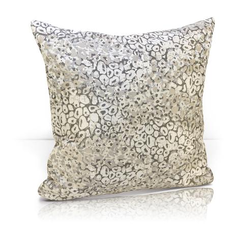 Подушка декоративная Спейс серый