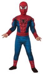 Детский костюм Сильного Человека-паука + подарок