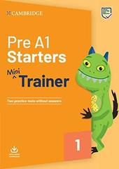 Starters Pre A1 Mini Trainer + Audio Download (new format)
