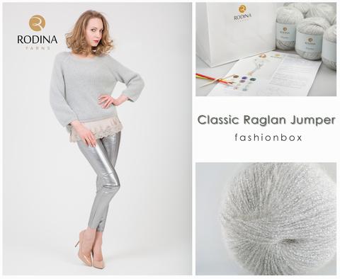 CLASSIC RAGLAN JUMPER Fashionbox
