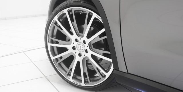Обвес Brabus для Mercedes GLA AMG Sport Package