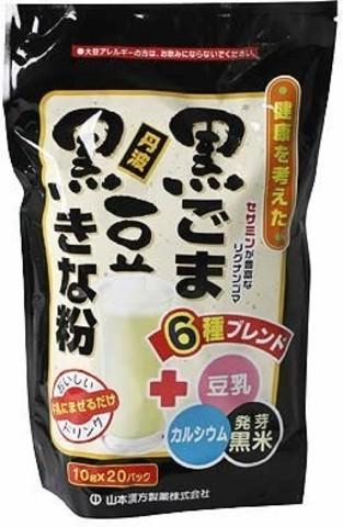 YAMAMOTO Напиток кинако из соевых бобов