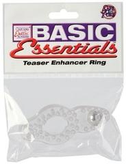 Кольцо с бусиной BASIC TEASER