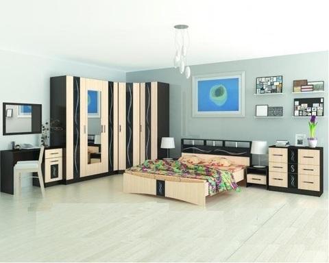 Спальня модульная ЭРИКА-3