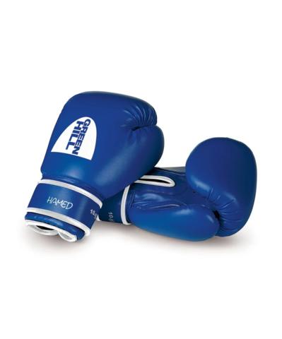 Перчатки боксерские HAMED Green Hill