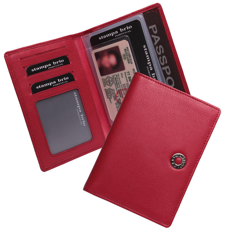 281 R - Обложка для документов с RFID защитой
