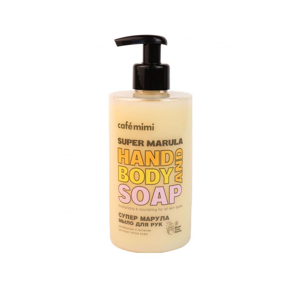 Мыло жидкое для рук Супер Марула