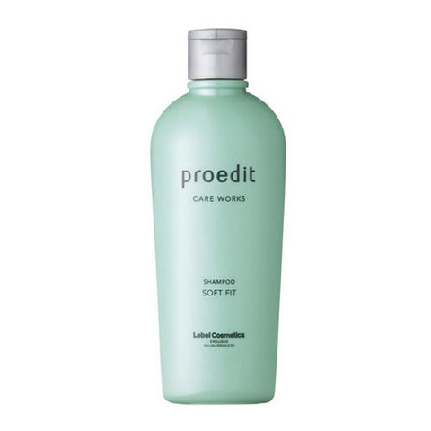 Lebel Proedit Soft Fit Shampoo - Шампунь