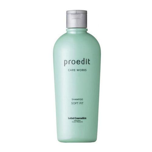 Lebel Proedit Soft Fit Shampoo - Шампунь