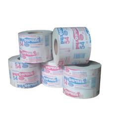 Бумага туалетная Рулончик 1-слойная серая (24 рулонов в упаковке)