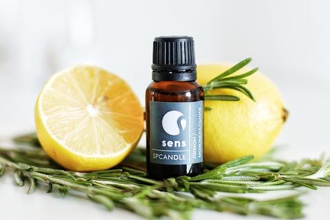 Эфирное масло для аромадиффузора - Лимон и можжевельник