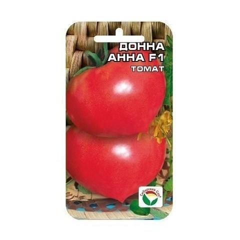 Донна Анна F1 15шт томат (Сиб сад)