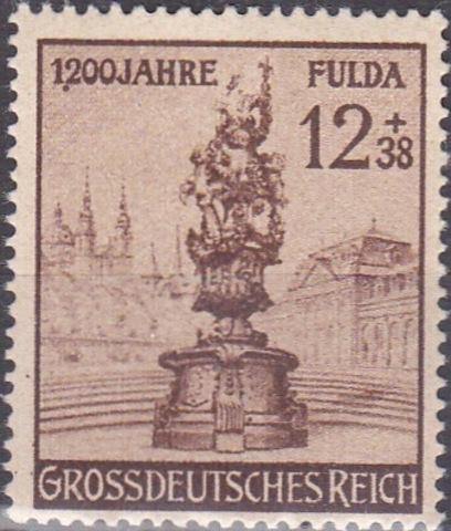 1944 №886I **MNH