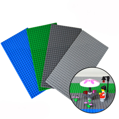 Plate block bricks 16x32