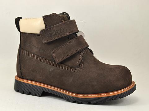 Ботинки утепленные Minicolor  (Mini-shoes) 750-8-2053