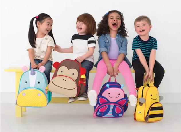 Рюкзак детский Skip Hop Zoo Единорог