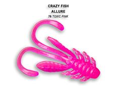 Силикон CRAZY FISH ALLURE 1,6 23-40-76-6