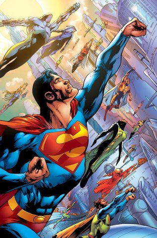 Superman: New Krypton Vol.3