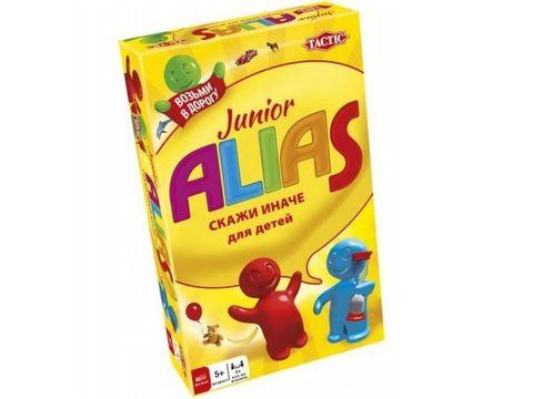 Алиас (Скажи иначе) для малышей. компактная версия 2 (на русском)