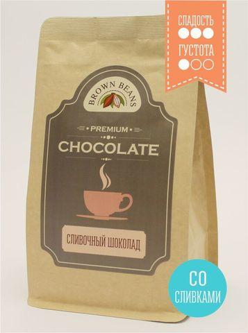 Сливочный шоколад с сахаром и сливками, 500г