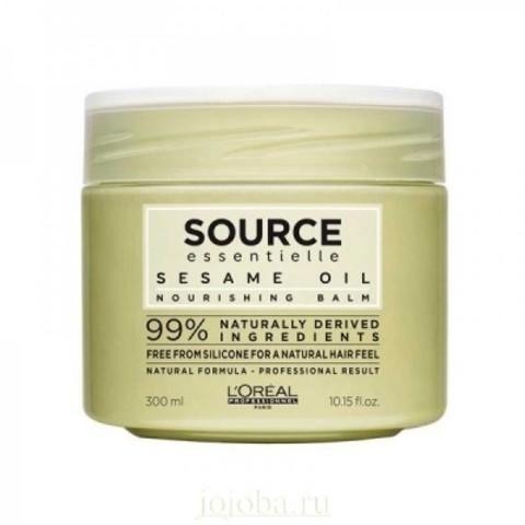 L'Oreal Professionnel Source Essentielle: Маска для сухих волос (Nourishing Mask), 500мл